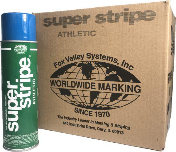 Super Stripe Athletic – Blue